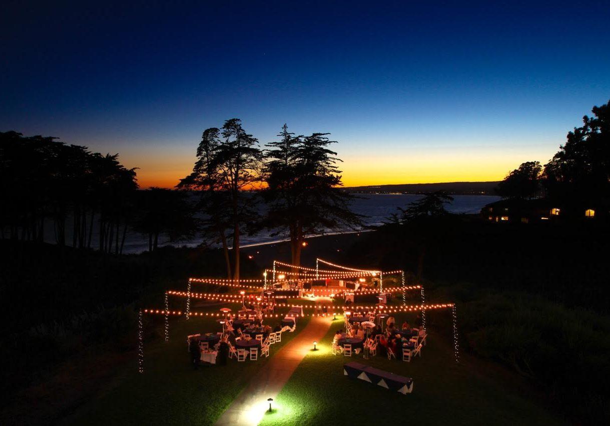 seascape wedding